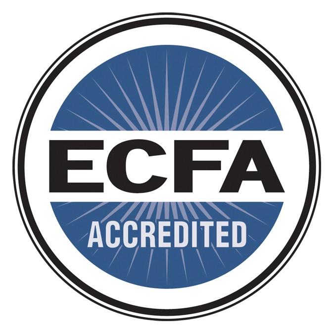 ECFA Accredited
