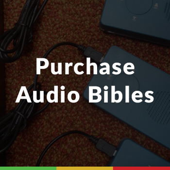 Purchase Audio Bibles For Your Next Missions Trip