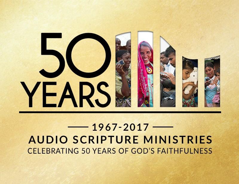 50th Anniversary Image
